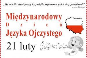 Międzynarodowy Dzień Języka Ojczystego — kopia