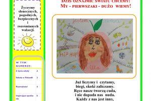 Nowinki Jedynki 8(2019-2020)strona